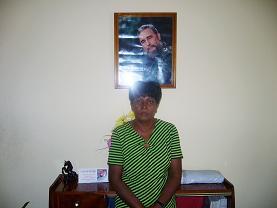 Felicidades Fidel de todo Corazón de Nandranie en Guyana.