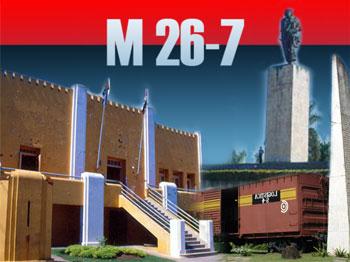 Una empresa se pinta de 26 en Villa Clara.