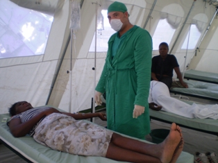 En Haití todos los caminos conducen a la Brigada Médica Cubana