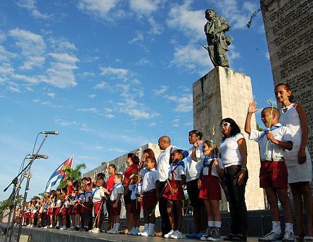 """""""Seremos como el Che"""""""